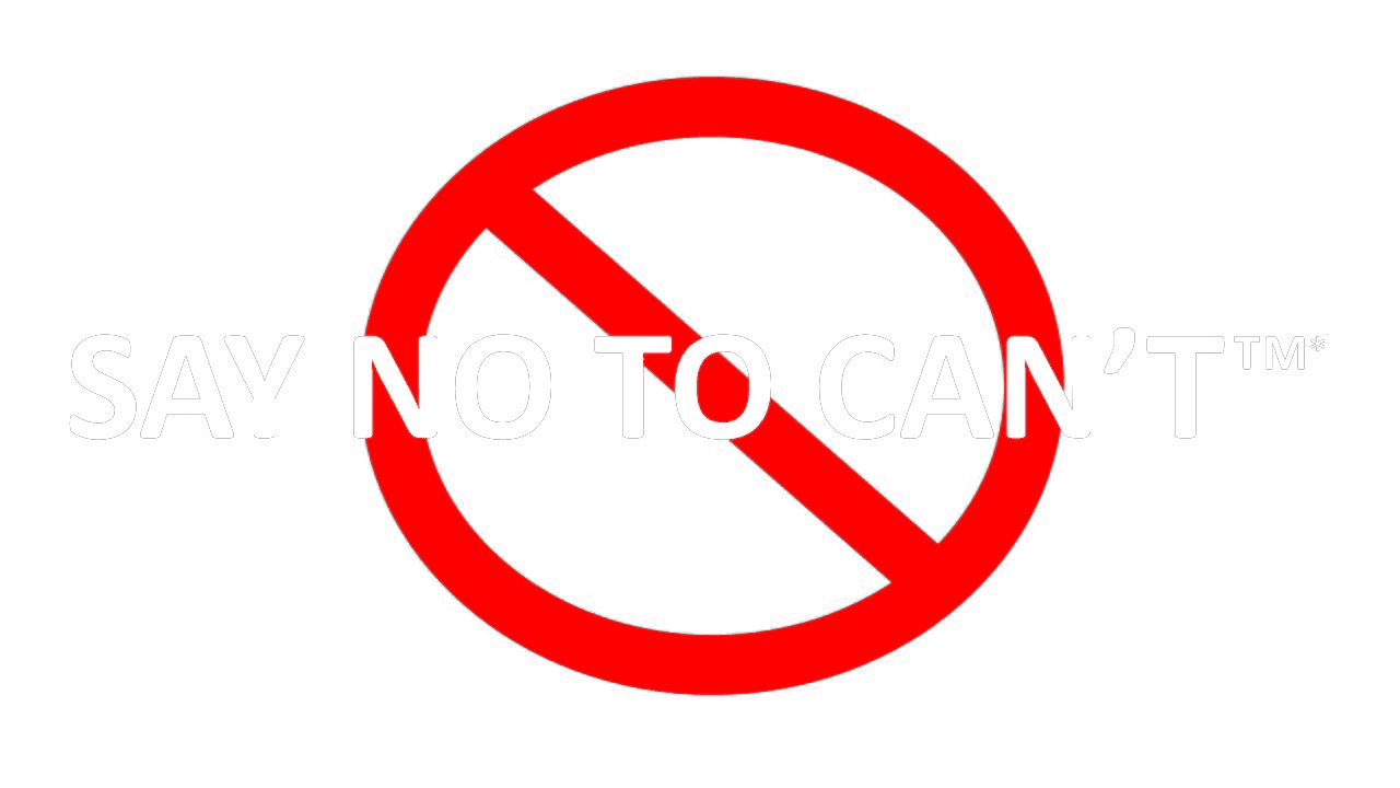 SAY NO TO CANT